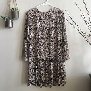 Allison Joy by Evereve Leopard Dress